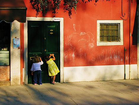 Venice, Italy - 2005