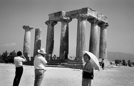 Parthenon, Greece - 1988