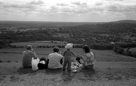 Box Hill, Surrey - 1989