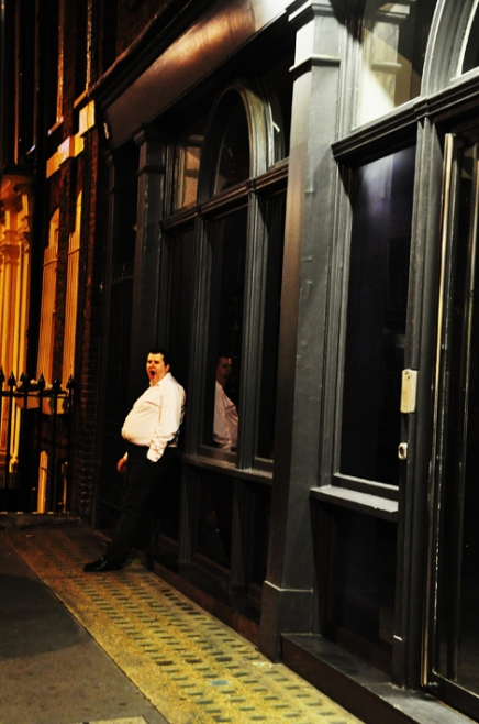 Frith Street, Soho, London - 2010
