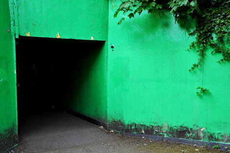 The Green Way, Highgate, London - 2011