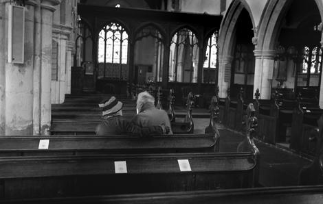 St Mary the Virgin Church, Baldock, Hertfordshire, England - 2013
