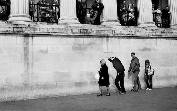Trafalgar Square, London, England - 2013