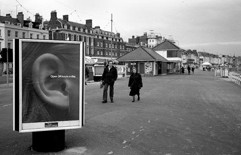 Weymouth, Dorset, England - 1989