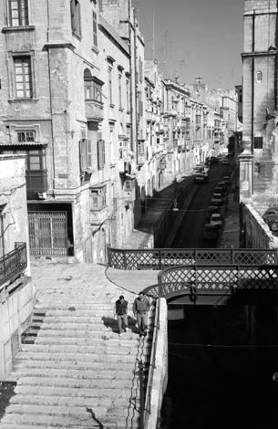 Valletta, Malta - 1989