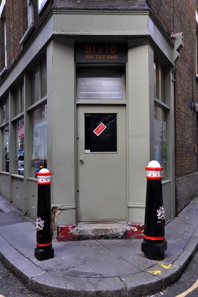 Widegate Street, Spitalfields, London, England - 2012