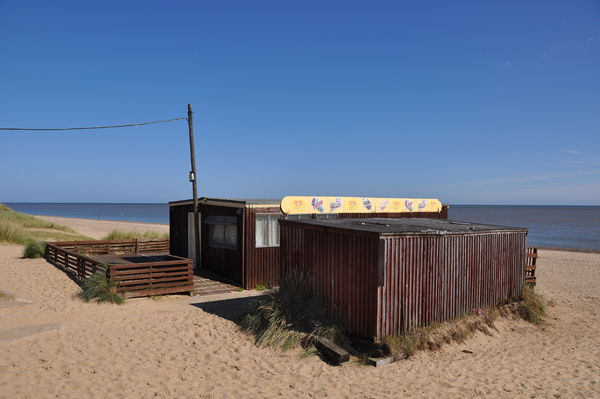 Caister-on-Sea, Norfolk, England - 2012