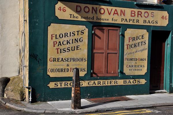 Crispin Street, Spitalfields, London, England - 2012