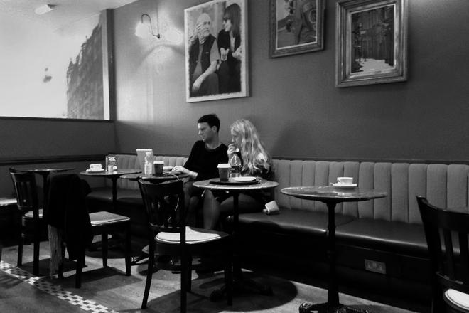 Caffè Nero, Piccadilliy, London, England -2013