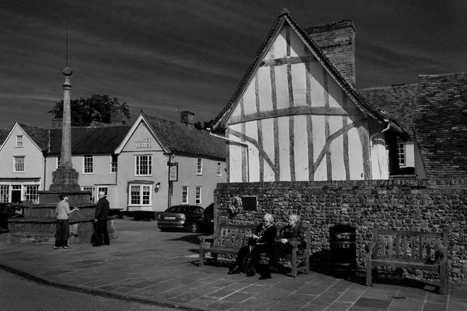 Lavenham, Suffolk, England - 2013
