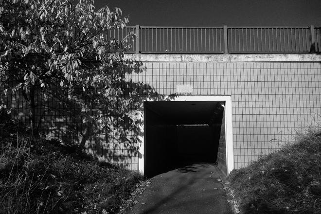 Conduit Lane Underpass, Hoddesdon, Hertfordshire, England - 2013