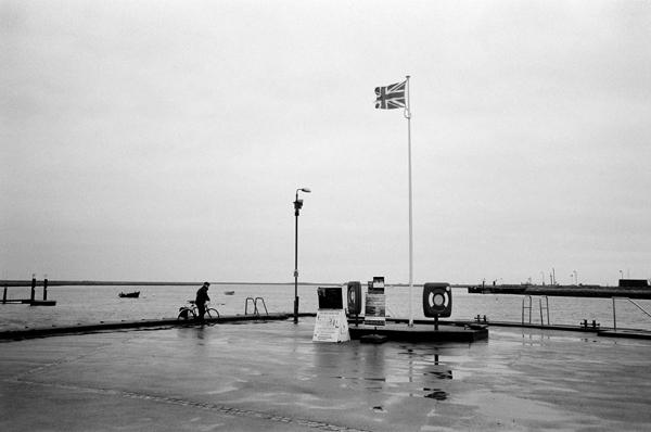 Orford Quay, Suffolk, England - 2014