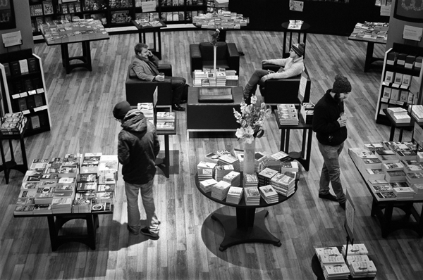 Waterstones, Piccadilly, London, England - 2014