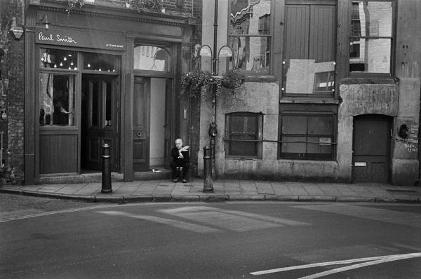 Park Street, London, England - 2014