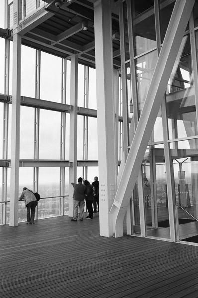 72nd Floor, The Shard, 32 London Bridge Street, London, England - 2014