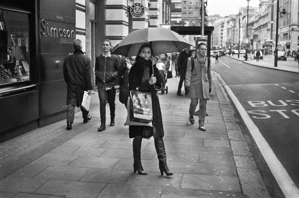 Piccadilly, London, England - 2014