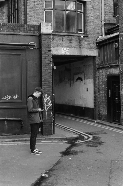 Manette Street, London, England - 2014