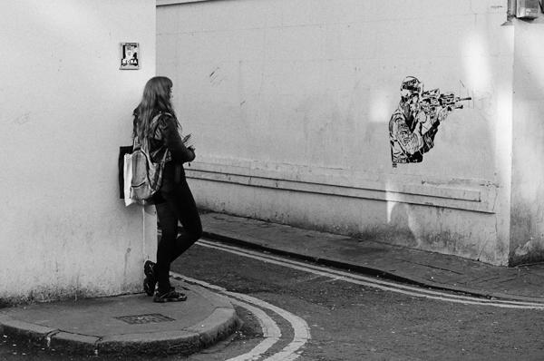 Orange Yard, London, England - 2014