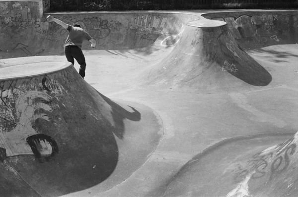 Skatepark, Swalecliffe, Kent, England - 2014