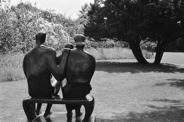 Henry Moore Foundation, Perry Green, Hertfordshire, England - 2014
