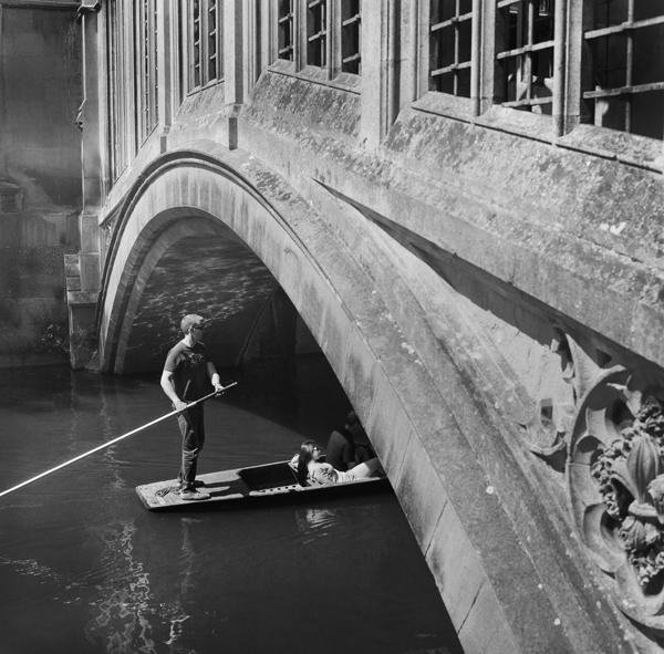 Bridge of Sighs, St John's College, Cambridge, Cambridgeshire, England - 2014