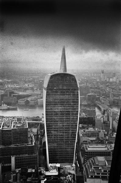41st Floor, Leadenhall Building, Leadenhall Street, London, England - 2014