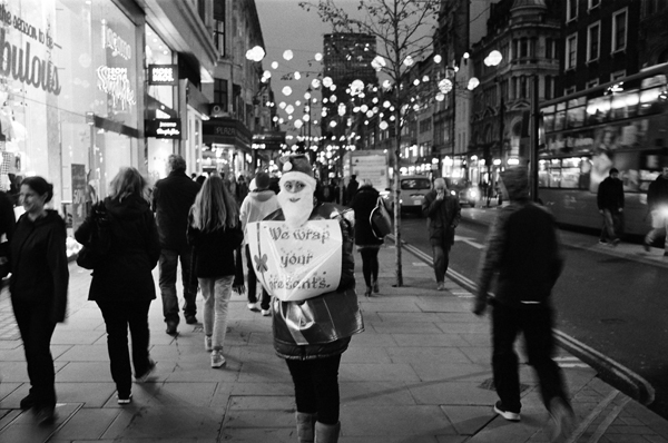 Oxford Street, London, England - 2014