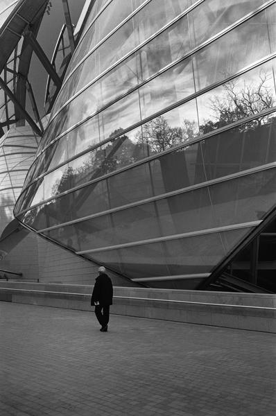 Foundation Louis Vuitton, Avenue du Mahatma Gandhi, Paris, France - 2015
