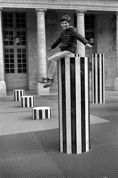 Palais Royal, Place du Palais-Royal, Paris, France - 2015