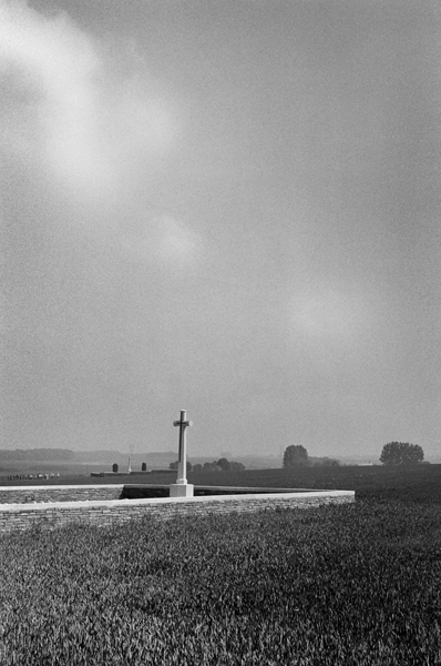 Serra Road Cemetery No 3, Puisieux, Pas de Calais, France - 2016