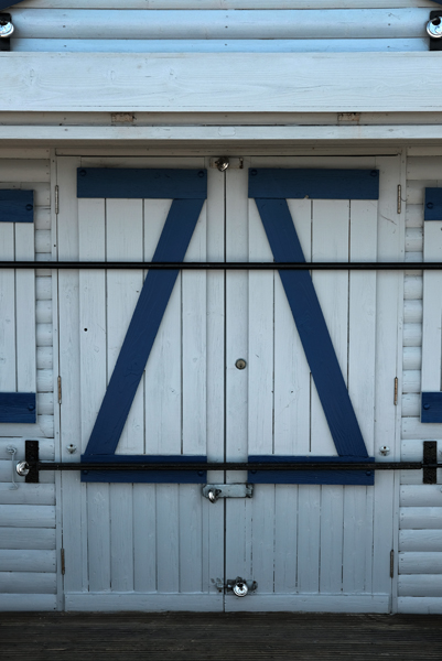 Beach Hut, Whitstable, Kent, England - 2016