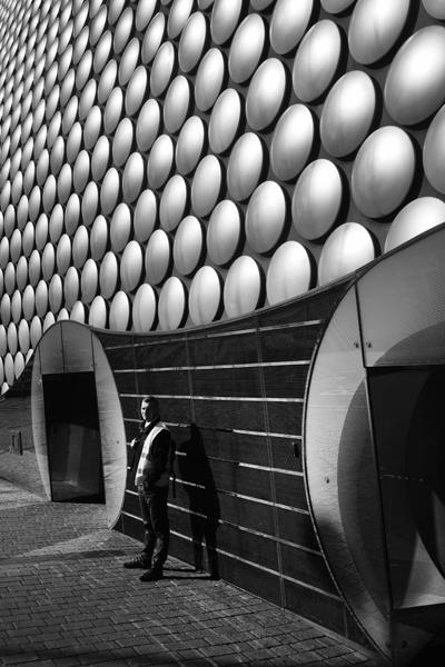 Selfridges Building, Birmingham, England - 2016