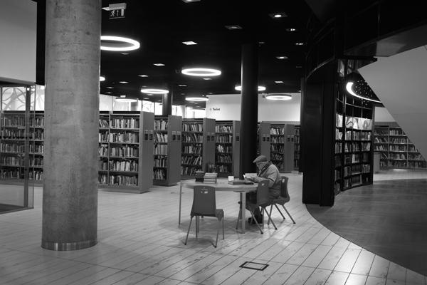 Library of Birmingham, Birmingham, England - 2016