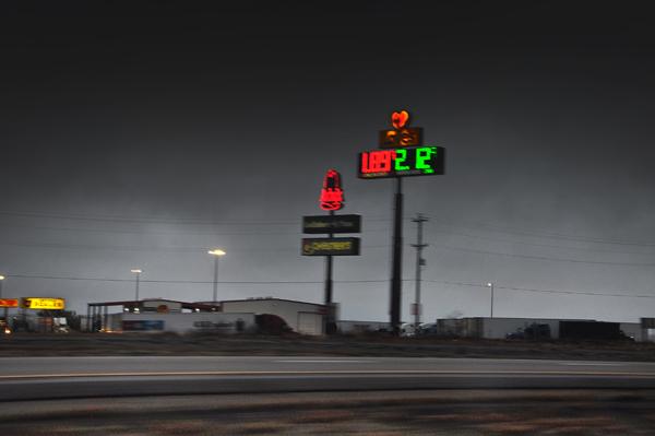 i40, Tucumcari, New Mexico, USA - 2016