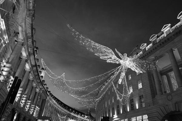 Regent Street, London, England - 2016